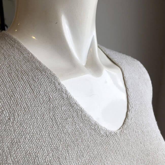 大法紡績 シルクやわらかタンクトップ